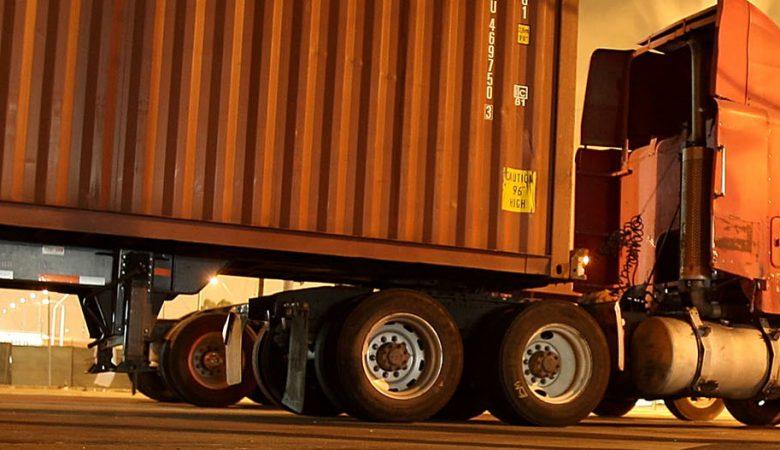 حق توقف کامیون